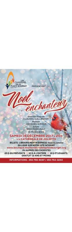 """Concert """"Noël enchanteur"""" - Adulte"""